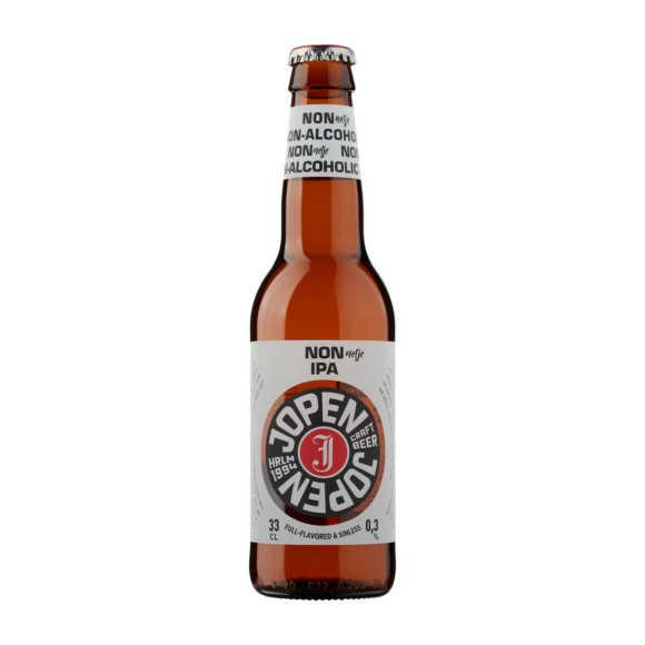 Jopen Non IPA bier fles product photo