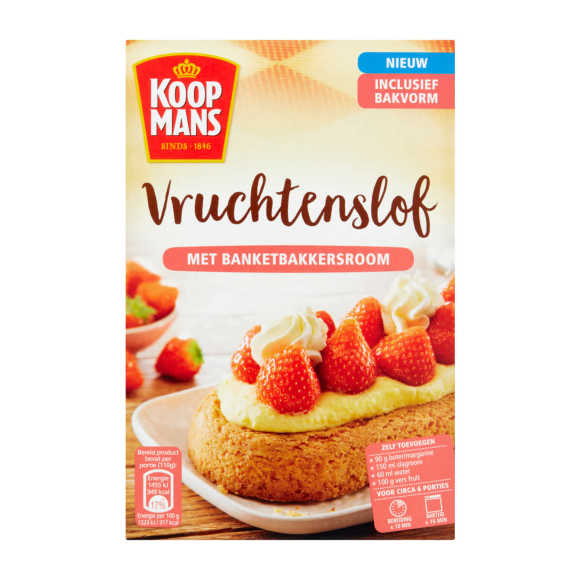 Koopmans Vruchtenslof product photo
