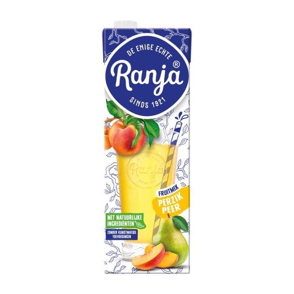 Ranja Fruit perzik-peer product photo