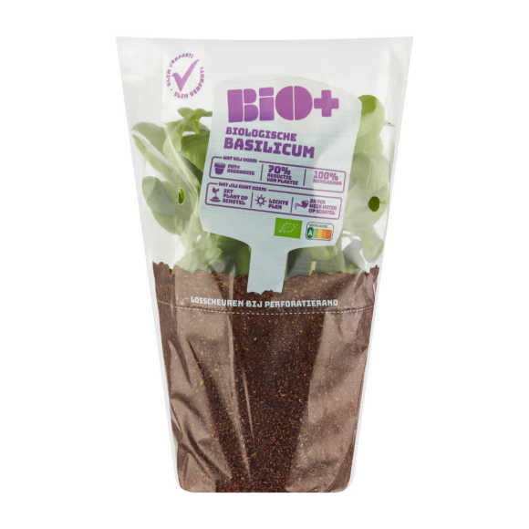Bio+ Kruiden basilicum product photo