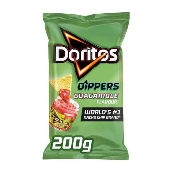 Doritos Guacamole tortilla chips product photo