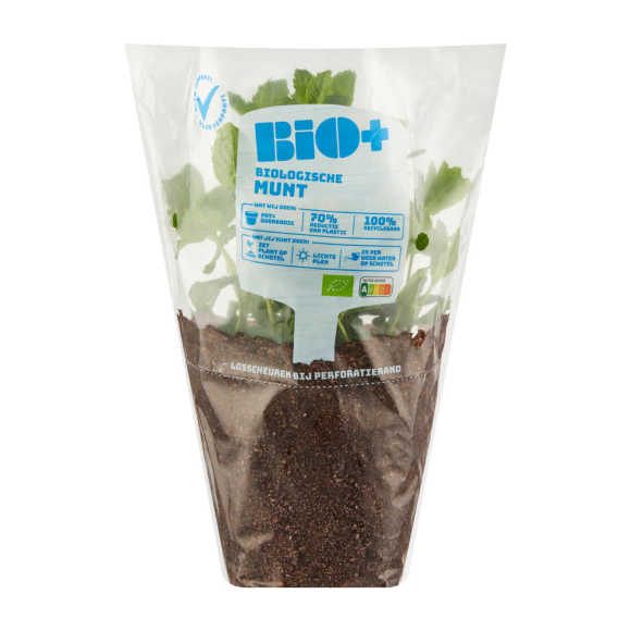 Bio+ kruiden munt product photo