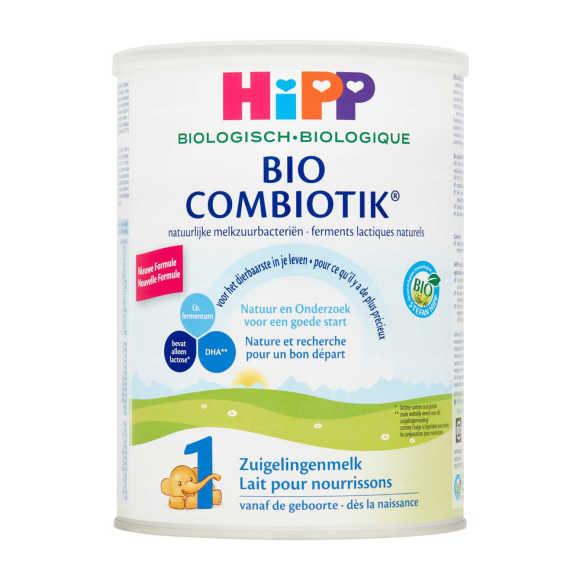 HiPP Bio Combiotik 1 Zuigelingenmelk vanaf de Geboorte 800 g product photo