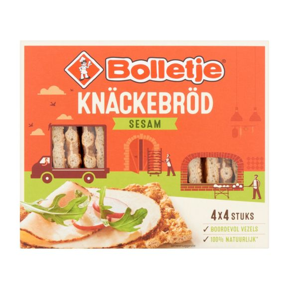 Bolletje Knackebrod sesam product photo