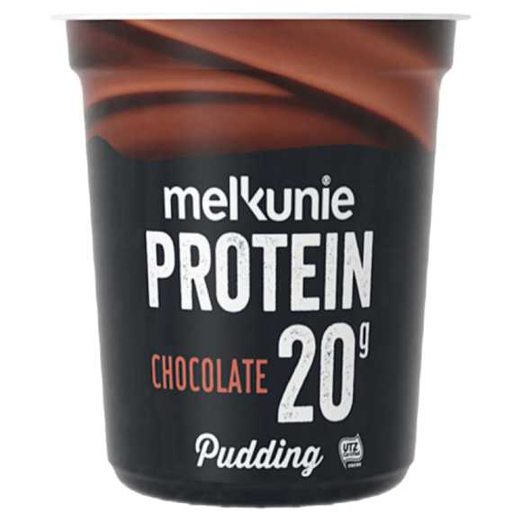 Melkunie Protein pudding chocolate product photo