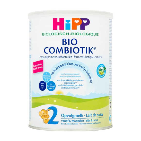 HiPP Bio Combiotik 2 Opvolgmelk vanaf 6 Maanden 800 g product photo