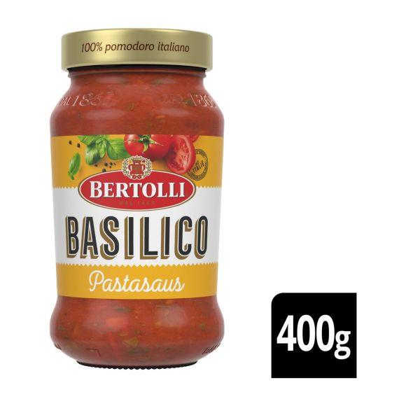 Bertolli Pastasaus met basillicum product photo