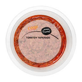 Coop Tapas tomaten tapenade product photo