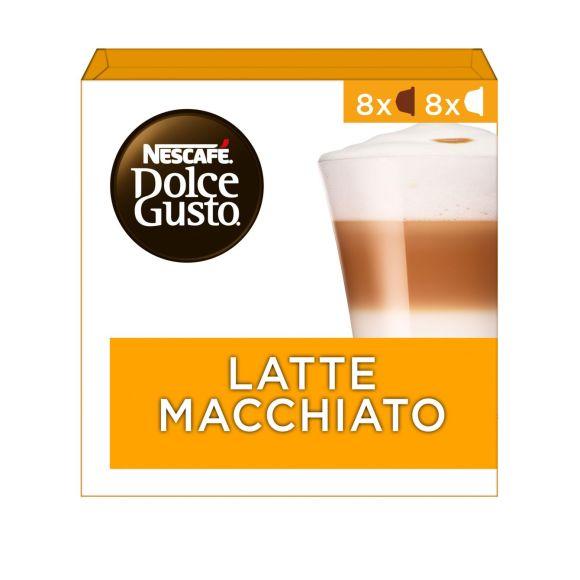 Nescafé Dulce Gusto Latte macchiato product photo