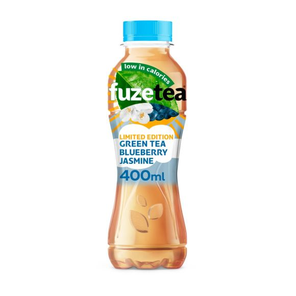 Fuze tea Green tea blueberry jasmin product photo