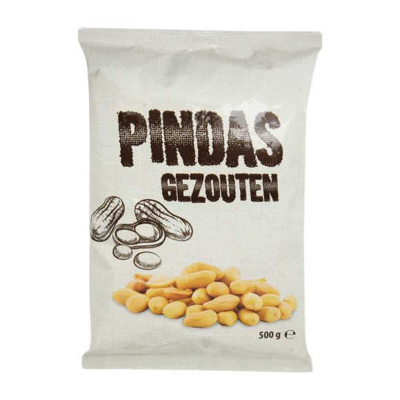 Brouwer Pinda's gezouten product photo