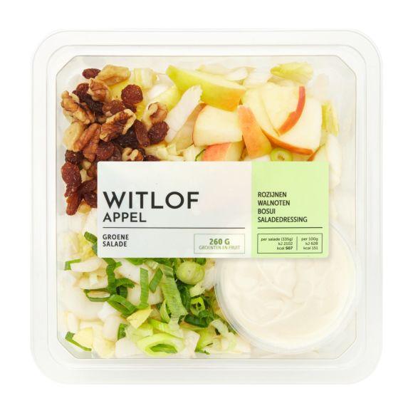Slaschotel witlof appel product photo