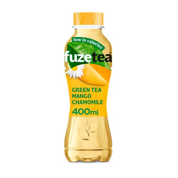 Fuze tea Green tea mango chamomile product photo