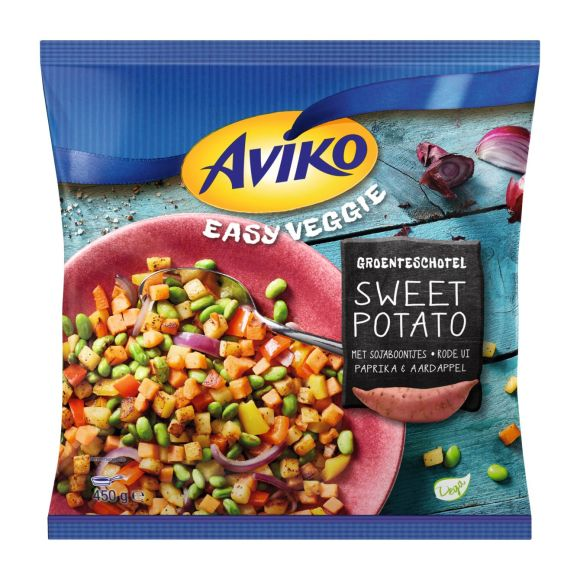 Aviko Easy Veggie sweet patato product photo