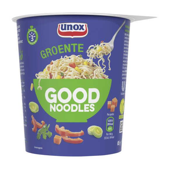 Unox Good Noodles cup groente product photo
