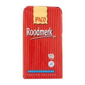 Paco Snelfilterkoffie rood product photo