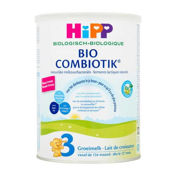 HiPP Bio Combiotik 3 Groeimelk vanaf de 12e Maand 800 g product photo