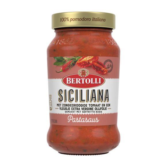 Bertolli Pastasaus zongedroogde tomaat product photo