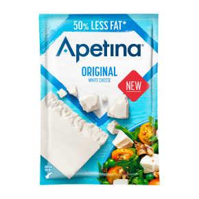 Arla Apetina plak 50% less fat product photo