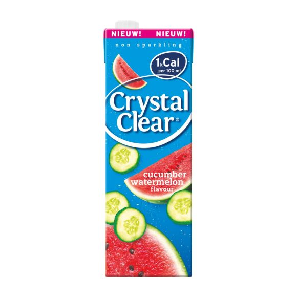 Crystal Clear Cucumber watermelon product photo