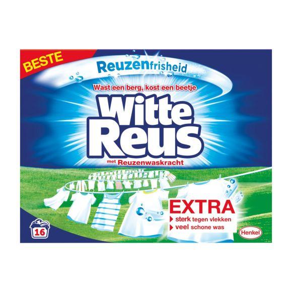 Witte Reus Wasmiddel poeder product photo