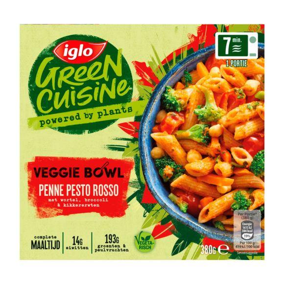 Iglo Ping & Klaar penne en wortel product photo