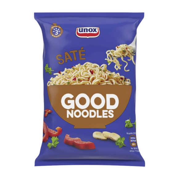 Unox Good Noodles Saté product photo