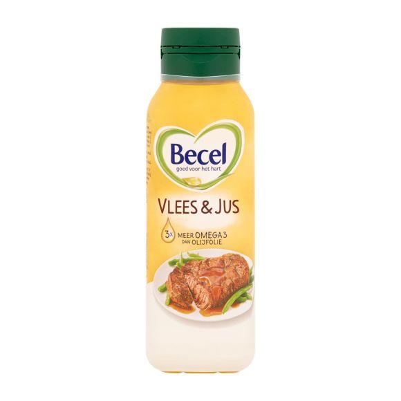 Becel Vloeibare bakboter voor vlees en jus fles product photo