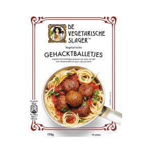 Vegetarische Slager Gehaktballetjes vegan product photo