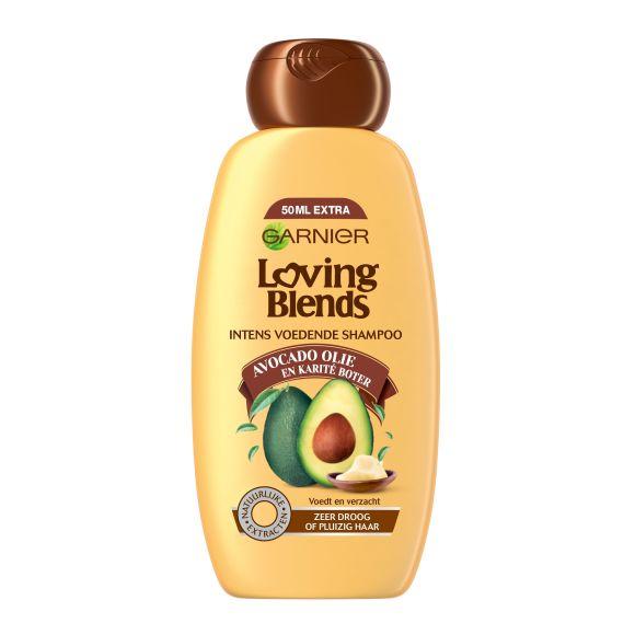 Garnier Loving Blends Shampoo avocado product photo