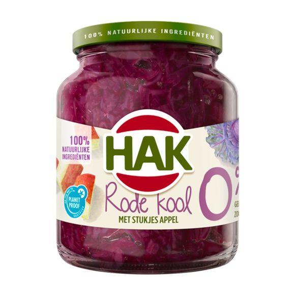 Hak Rode kool 0% suikers product photo