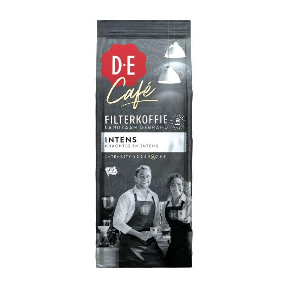 Douwe Egberts D.E Café intens filterkoffie product photo