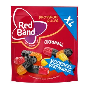 Red Band Dropfruit duo'S XL product photo