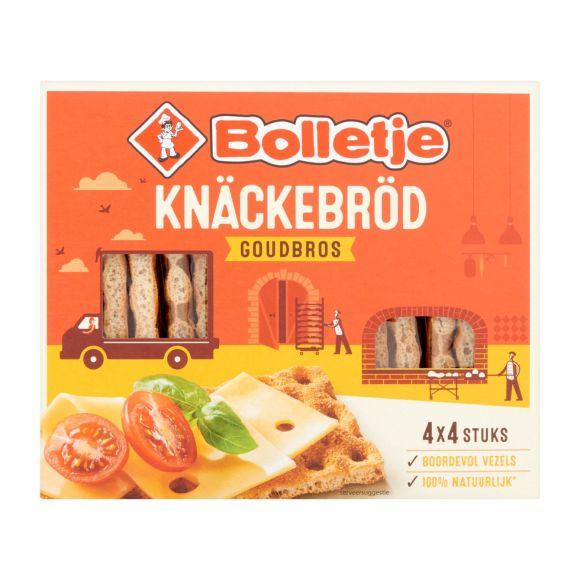 Bolletje Knackebrod goudbros product photo
