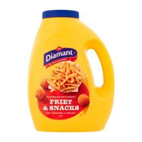 Diamant Friet en snacks product photo