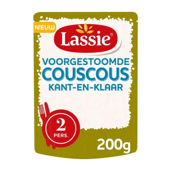 Lassie Couscous kant-en-klaar product photo