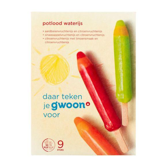 g'woonPotlood waterijs product photo