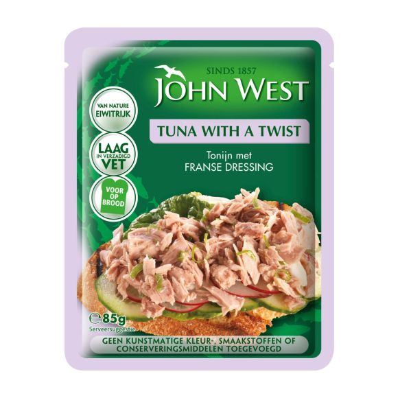 John West Tonijn met Franse dressing product photo