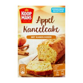 Koopmans Appelkaneel cake product photo