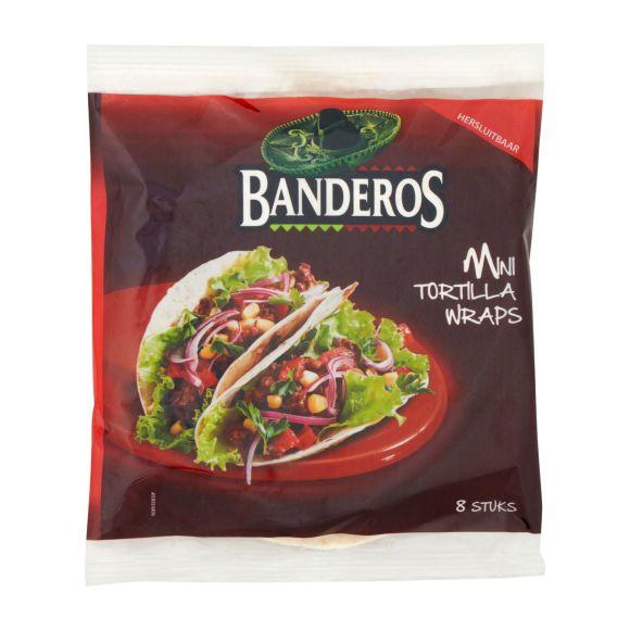Banderos Tortilla wraps original mini product photo