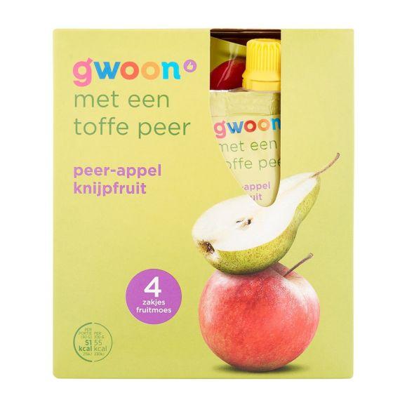 g'woon Knijpfruit appel-Peer product photo