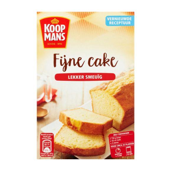 Koopmans Fijne cake product photo