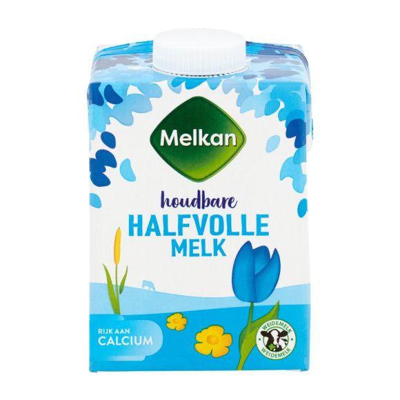 Melkan Houdbare halfvolle melk product photo