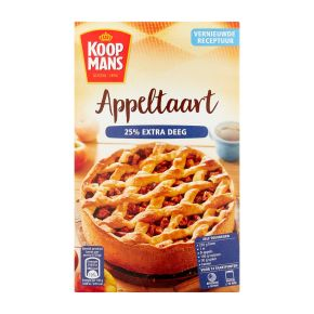 Koopmans Appeltaart extra deeg product photo