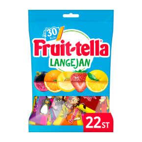 Fruittella Lange Jan uitdeelzak 22 stuks product photo
