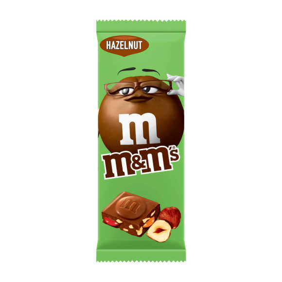 M&M's Reep hazelnut product photo
