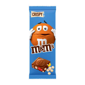 M&M's Reep crispy product photo