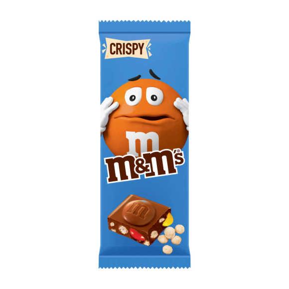 M&M'S Chocolade Reep Crispy 150g product photo