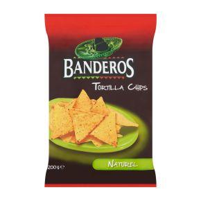 Banderos Tortilla chips naturel product photo