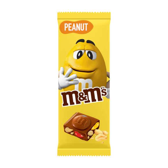 M&M'S Chocolade Reep Pinda 165 g product photo